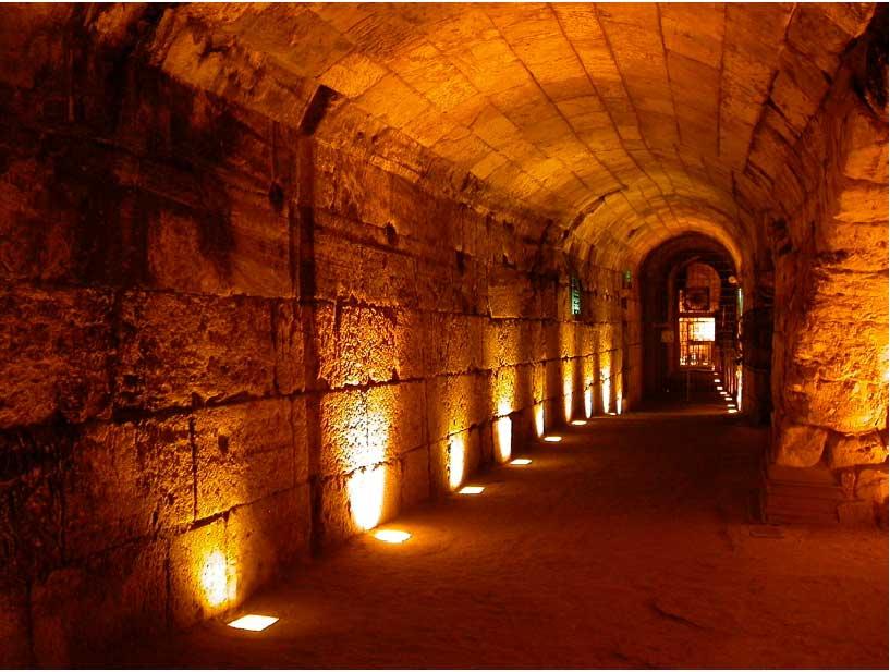 Western Wall Tunnels Jerusalem
