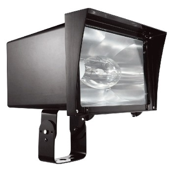 RAB Lighting FZS400QT- Floodzilla 400W HPS Quad Tap Trunnion