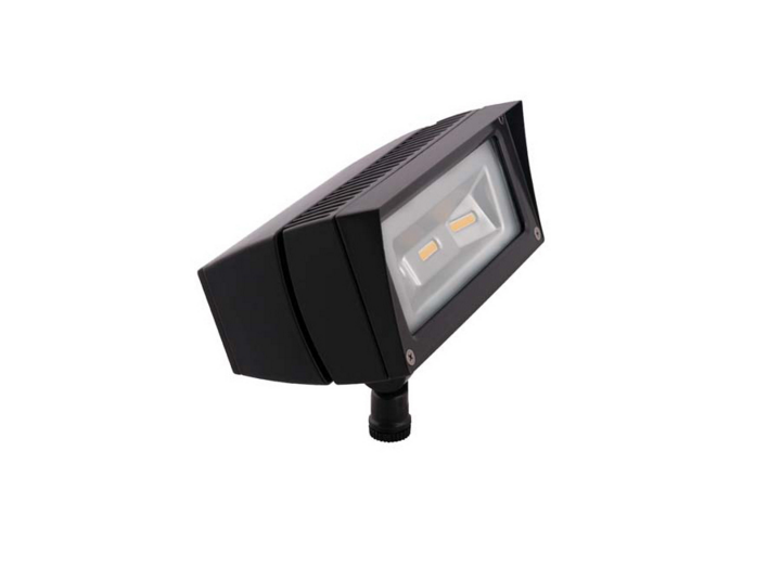 RAB Lighting FFLED18DC- 18W Cool LED 12V 24V Dc Future Flood Light