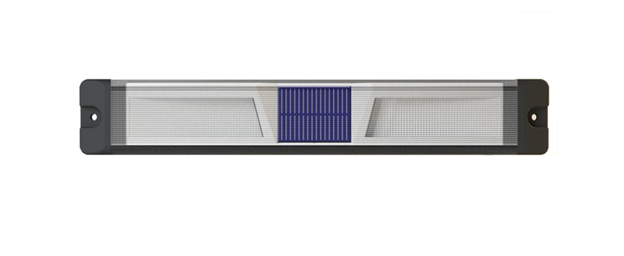 Gama Sonic GS-61AF Solar Gate Warning Light is designed for all types of gates, barriers and fencing