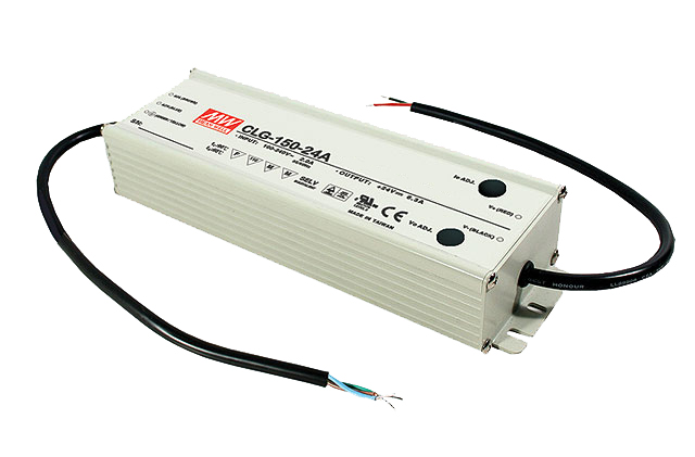 Sebco MWCLG-150 LED 150 Watt Dc Transformer