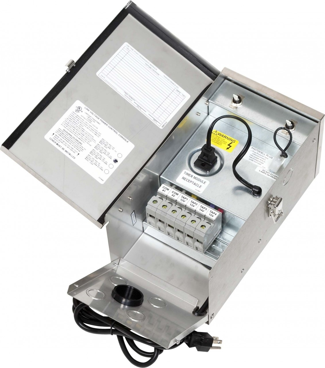 Helpful Hints On Low-Voltage Landscape Lighting Transformers