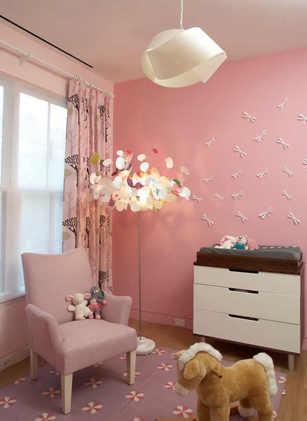 Nut Pendant Light Modern Nursery