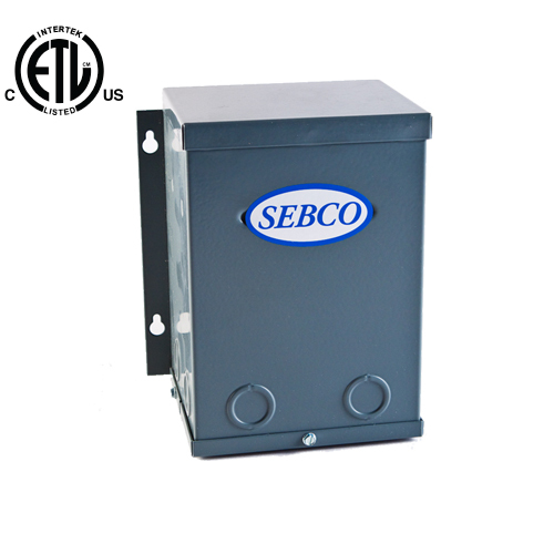 Sebco Transformers 1023 Indoor/Outdoor 150W Magnetic Transformer