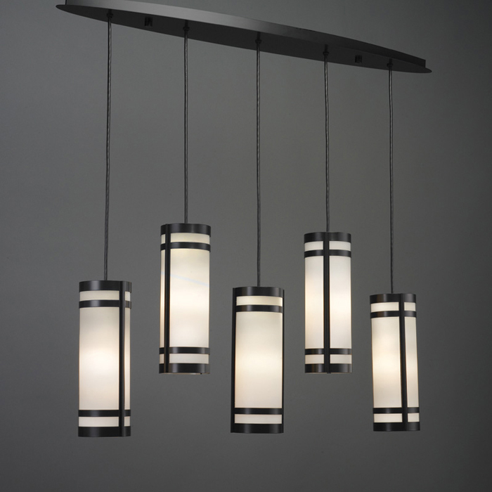 UltraLights 10191 Classics Contemporary-Modern 3 Light Pendant