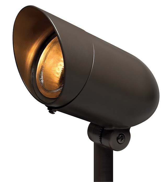 Hinkley Lighting 54000 Landscape Line Voltage Accent LED Spot Light