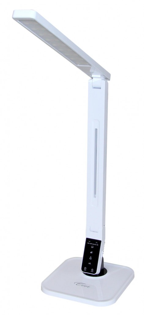 Euri Lighting EL-02 11W LED Table Lamp with USB Port