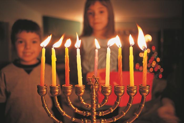 Menorah  sc 1 st  Louie Lighting Blog & The History of Lighting a Menorah - Louie Lighting Blog azcodes.com
