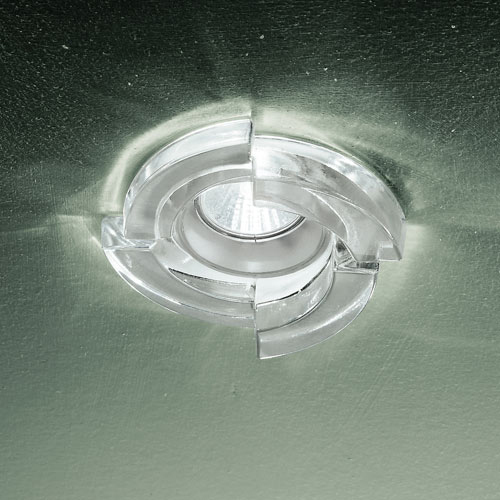 Itre Lighting Step Semi Decorative Recessed Spot Light