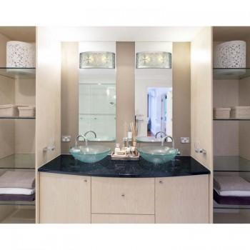 ELK Lighting 11431/2 Willow Bend 2- Light Bathroom Light Polished Chrome