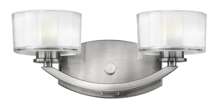 Hinkley Lighting 5592 Meridian 2 Light Bath
