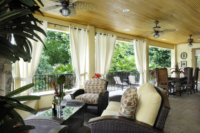 Outdoor lighting tips for spring louie lighting blog for Lanai deck
