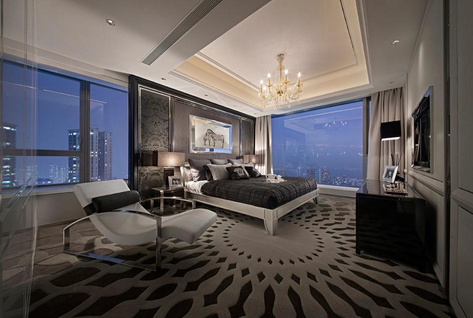 Luxury Modern Master Bathroom Designs : Bedroom lighting looks to steal now