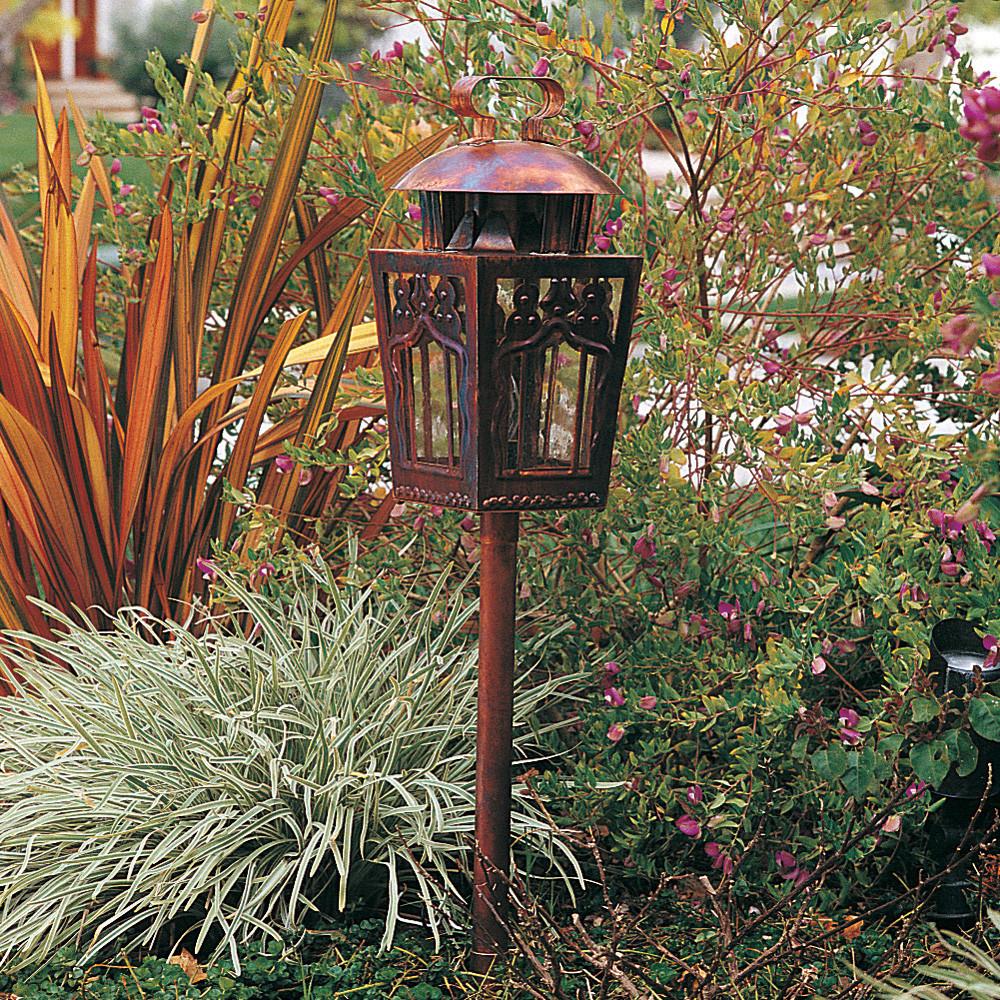 SPJ Lighting SPJ-LV-700 Low Voltage Garden Lantern