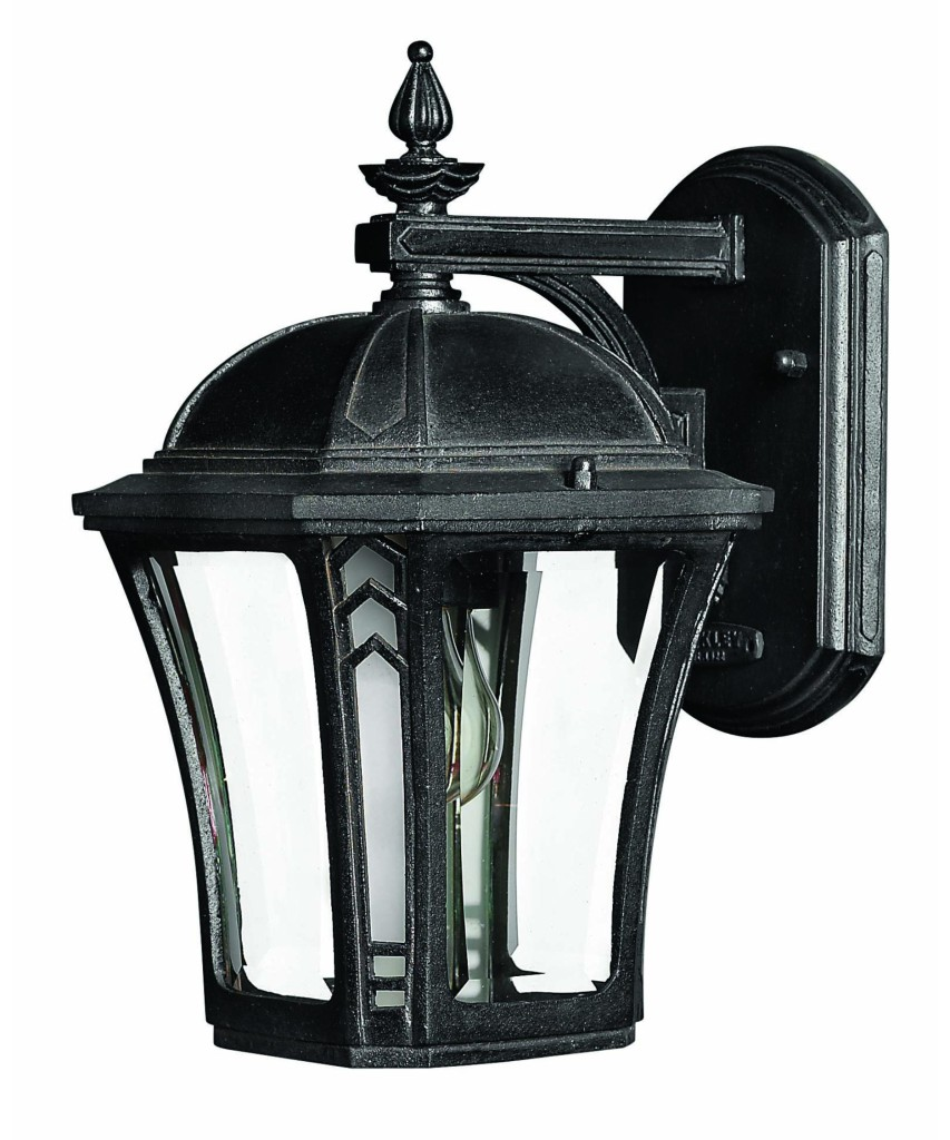 Hinkley Lighting 1336 Wabash Mini Outdoor Wall Sconce – Dark Sky Options Available