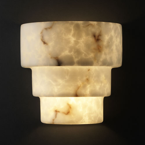 Justice Design Group FAL-2225 Small Terrace Wall Sconce