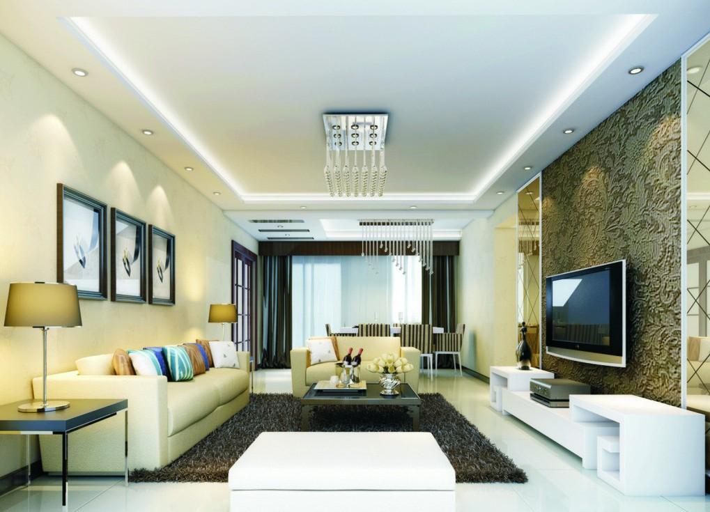 Living-dining-room-interior-design-picture-classic