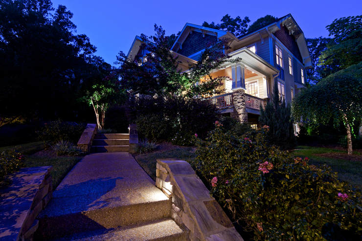 Expertise At Work – Vista Professional Outdoor Lighting