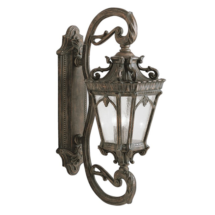 Kichler Lighting 9359LD Tournai 4 Light Outdoor Wall Mount Londonderry