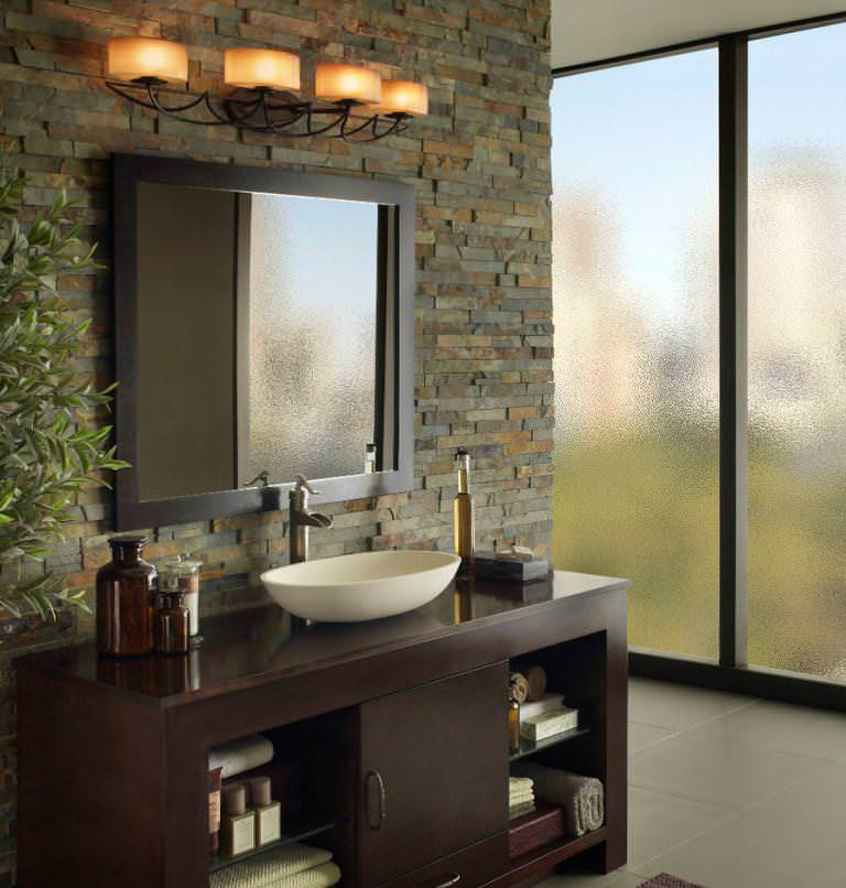 Vanity Lights Or Bathroom : Bathroom Lighting Ideas