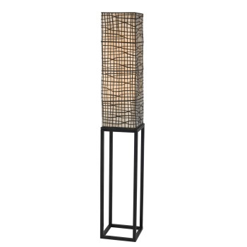 Kenroy Home 21069BRZ Fortress 2 Light Floor Lamp Bronze