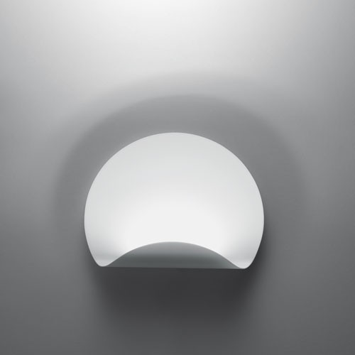 Artemide Lighting 1611018A Dinarco Wall Sconce White