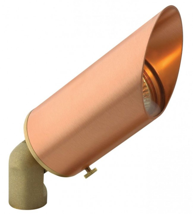 One Light Natural Copper Spot Ligh