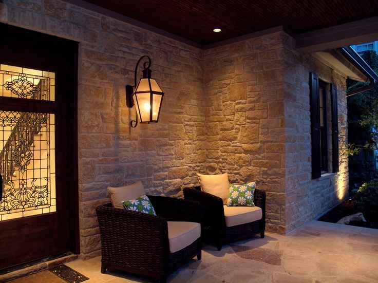 Outdoor Entry Lights: The 6 Best Ways To Light Your Front Yard,Lighting