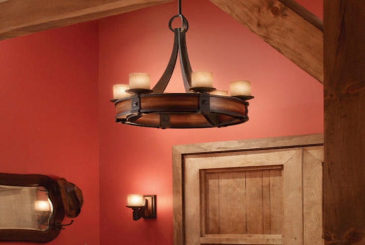 Rustic Farmhouse Lighting