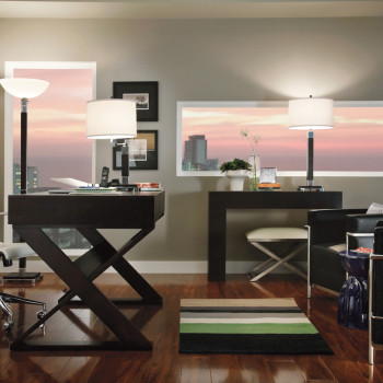 Layering types of lighting ensures that your space is lit evenly and beautifully.