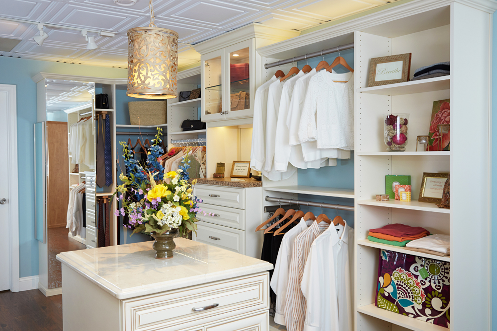 Closet Lighting Tips - Louie Lighting Blog