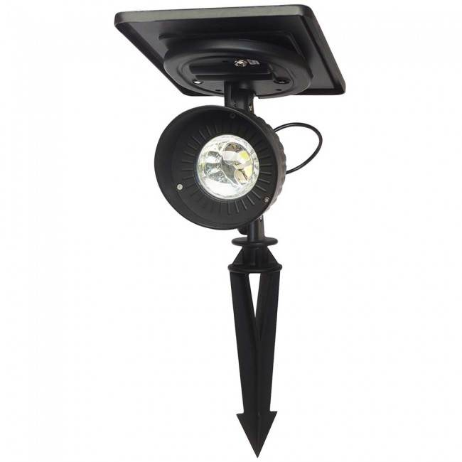 Progressive Solar Spot Light - Warm White LED By: Gama Sonic