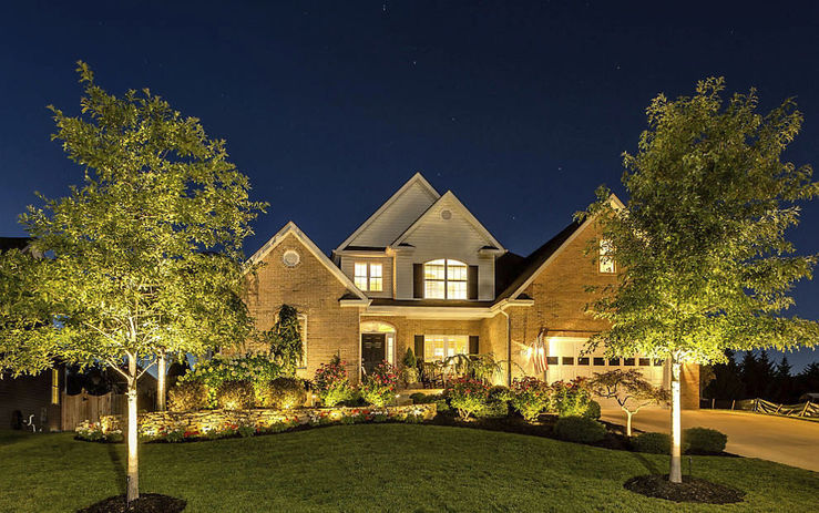 Three Ways To Light Your Landscape Louie Lighting Blog