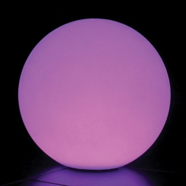 Waterproof Ball Color Changing LED Light By: Main Access