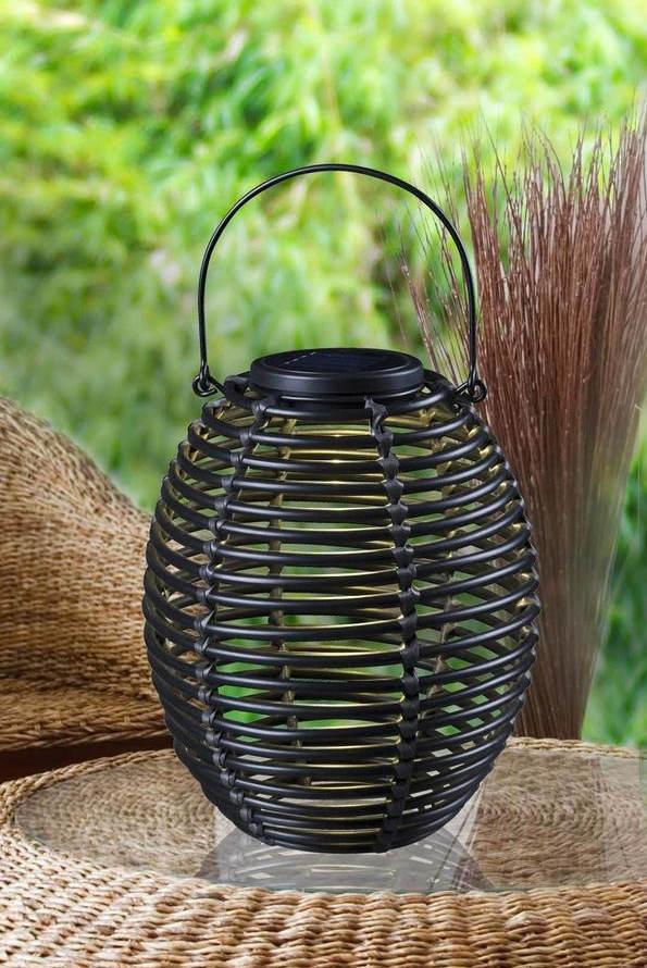 Coil Solar Lantern By: Kenroy Home