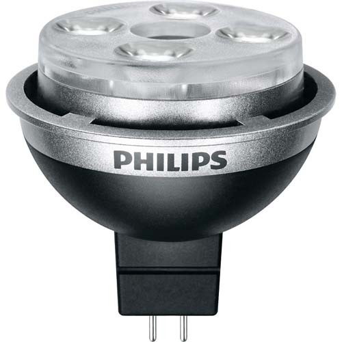 10W MR16 LED 12V 4000K 36 Degree Dimmable By: Philips LED