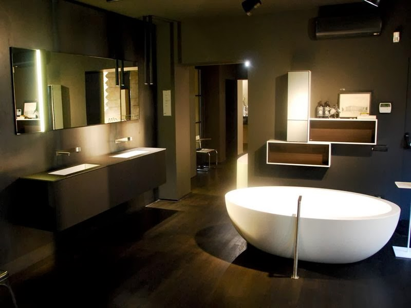 Bathroom Lighting Design making a proper bathroom lighting for better relaxing sensation Bathroom Lighting Design