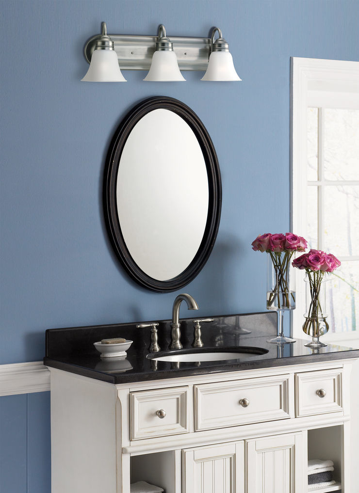 Year end bathroom lighting deals more louie lighting blog for A bathroom item that starts with s