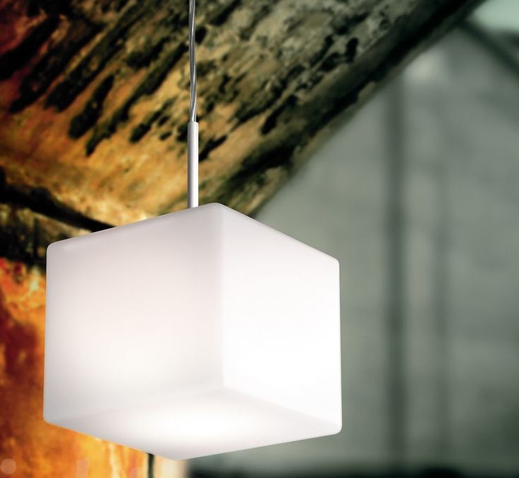 Cubi Pendant Light By: ITRE Lighting