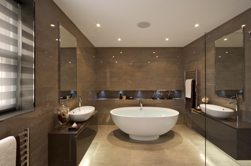 Bathroom & Vanity Lighting Done Right - Louie Lighting Blog